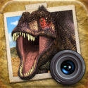 Surprisingly Educational Apps | Taking Pictures With Dinosaurs