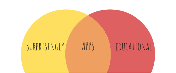 Surprisingly Educational Apps
