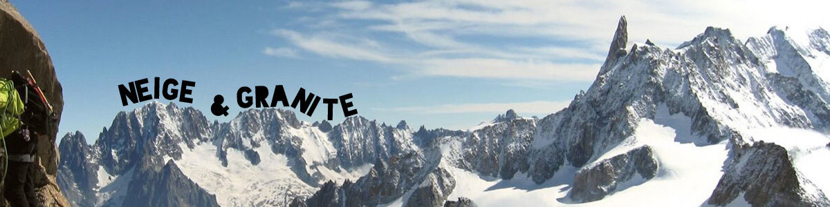 Headline for Neige & Granite outdoor news