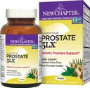Personal Care for Prostate Problem Prevention | New Chapter Prostate 5LX, 120 Softgels