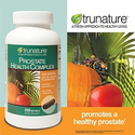 Personal Care for Prostate Problem Prevention | TruNature Prostate Health Complex - Saw Palmetto with Zinc, Lycopene, Pumpkin Seed - 250 Softgels