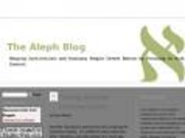 The Aleph Blog