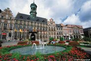 Tourist cities in Belgium | Mons