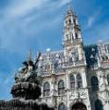 Oudenaarde, city of tapestry
