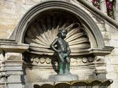Tourist cities in Belgium | Geraardsbergen, home of the original Manneken-Pis