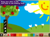 Digital Storytelling/Content Creation iPad Apps | My Story - Book Maker for Kids