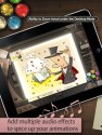 Digital Storytelling/Content Creation iPad Apps | Animation Desk
