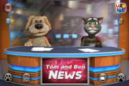 Digital Storytelling/Content Creation iPad Apps | Talking Tom & Ben