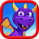 Digital Storytelling/Content Creation iPad Apps | ! Talking Dragon Game - My Funny Virtual Pet Friend that Repeats for Free HD
