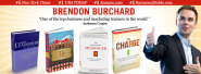 Brendon Burchard, OFFICIAL SITE, Author of The Charge and The Millionaire Messenger