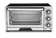 Best Rated Toaster Oven | Cuisinart TOB-40 Custom Classic Toaster Oven Broiler