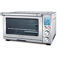 Best Rated Toaster Oven | Breville BOV800XL Smart Oven 1800-Watt Convection Toaster Oven - Kitchen Things