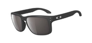 Best Sunglasses for a Big Nose | Oakley Holbrook Sunglasses in Black