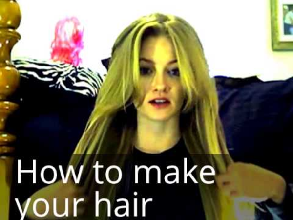 how to grow your hair faster and longer in hindi