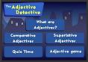 Apps and Web 2.0 for the Elementary Toolbox | Adjective Detective - The Children's University of Manchester