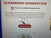 "How to Create an ""iCal"" Classroom Calendar - Snapguide"