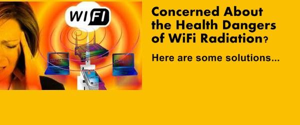 Headline for WiFi Radiation Protection