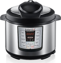 Best Electric Pressure Cookers 2014 | Instant Pot IP-DUO60 7-in-1 Programmable Pressure Cooker with Stainless Steel Cooking Pot and Exterior, 6-Quart/1000-...