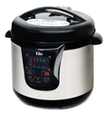 Best Electric Pressure Cookers 2014 | MaxiMatic EPC-808 Elite Platinum 8-Quart Pressure Cooker