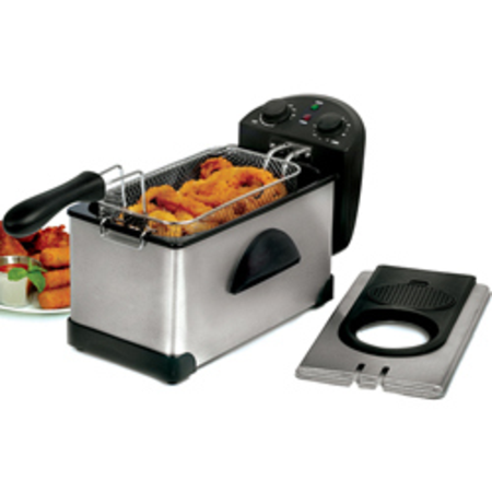 Best electric deep fryers a listly list for Electric fish fryer
