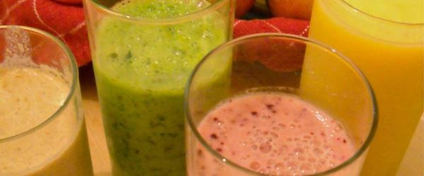 Smoothie Blender Recipes