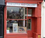 Lincoln Art Galleries | The Little Red Gallery