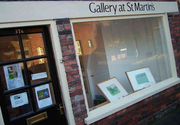 Lincoln Art Galleries | Gallery At St.Martin's