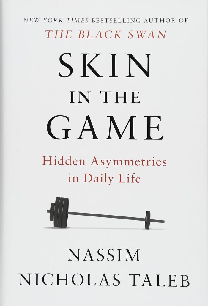 Skin in the Game : Hidden Asymmetries in Daily Life by Nassim Nicholas Taleb (2018)