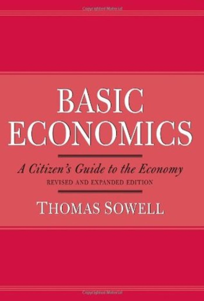 Basic Economics: A Citizen