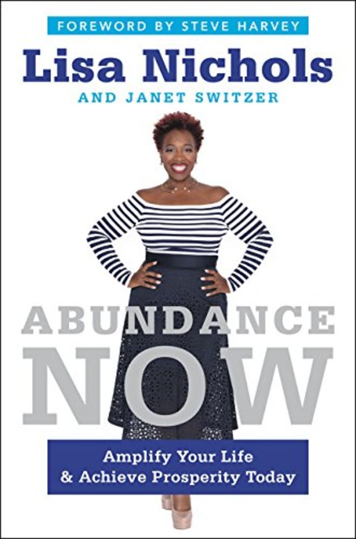 Abundance Now: Amplify Your Life & Achieve Prosperity Today - Lisa Nichols and Janet Switzer