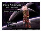 Game based learning & Gamification | Digital Adventures with Avatars! Tips & Resources for Teachers
