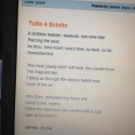 "Bloomsday 16 June 2012 - honouring James Joyce | Audioboo / ""Tutto e Sciolto"" - poem by James Joyce - read by Paul O'Mahony #bloomsday"