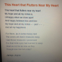 "Audioboo / ""This Heart that Flutters Near My Heart"" - poem by James Joyce - read by Paul O'Mahony #bloomsday"