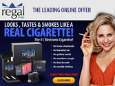 Regal E Cig Reviews | Regal Cigs Free Trial and Starter Kit