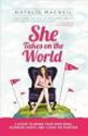 She Takes on the World (Forbes Top Ten)
