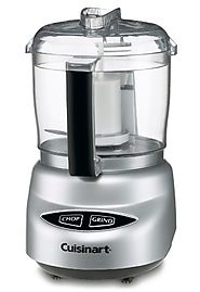 Top Rated Food Processors | Cuisinart DLC-2ABC Mini-Prep Plus Food Processor, Brushed Chrome