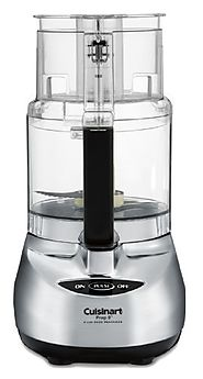 Top Rated Food Processors | Cuisinart DLC-2009CHB Prep 9 9-Cup Food Processor, Brushed Stainless