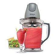 Top Rated Food Processors | Ninja Master Prep (QB900B)