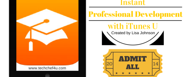 Media that Can Be Utilized Within an iTunes U Course