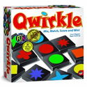 Top Family Board Games 2014 | Amazon.com : Qwirkle Board Game : Toys & Games