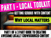 Local Content / Local Lists Toolkit - A Three Part Series | Why Local Content Matters