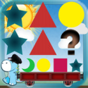 Early Learning Apps | Caboose - Learn Patterns and Sorting with Letters, Numbers, Shapes and Colors,