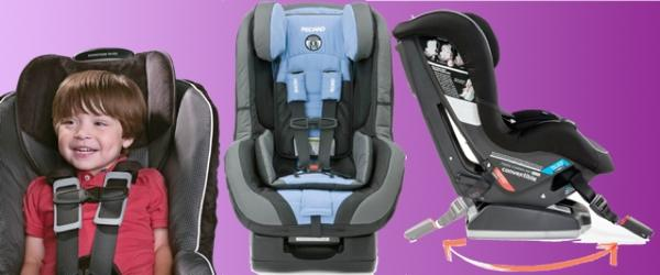 Headline for Top Rated Car Seats Convertible Reviews 2016