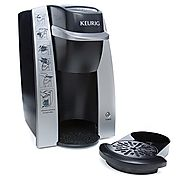 Best Rated Single Serve Coffee Makers | Keurig K130 Brewing System