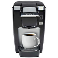 Best Rated Single Serve Coffee Makers | Keurig K10 Mini Plus Coffee Maker with K-Cups Black Keurig K10 Mini Plus Coffee Maker with K-Cups Black - Kitchen Things