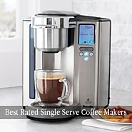 Best Rated Single Serve Coffee Makers | Cool Kitchen Stuff