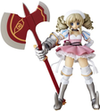 Queen's Blade Action Figures 2014 | Revoltech Fraulein: Queen's Blade Ymir Action Figure