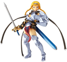Queen's Blade Action Figures 2014 | Revoltech Leina Queen's Blade Series 001