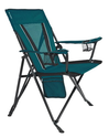 Kijaro Dual Lock Folding Chair-XX-Large (Cayman Blue Iguana)
