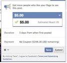 Facebook Launches Promoted Posts For Pages - AllFacebook